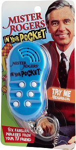 Mister Rogers in Your Pocket