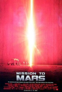 Movie poster art for Mission to Mars