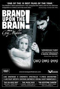 Brand Upon the Brain! official poster