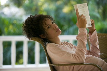Angelina Jolie as Mariane Pearl in Paramount Vantage's A MIGHTY HEART