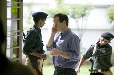 Denis O'Hare as John Bussey in Paramount Vantage's A MIGHTY HEART