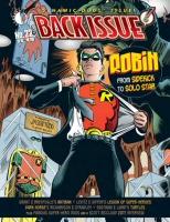 Magazine cover art for BackIssue! #22