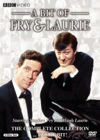 A Bit of Fry and Laurie: The Complete Collection... Every Bit! DVD cover art