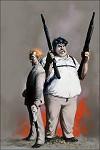 Case Files: Sam & Twitch #16 comic book cover art