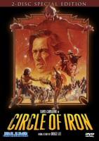 Circle of Iron DVD cover art