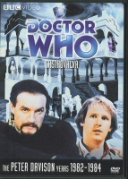 DVD cover art for Doctor Who: Castrovalva