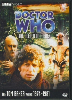 DVD cover art for Doctor Who: The Keeper of Traken