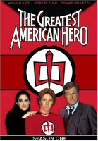 DVD cover art for The Greatest American Hero: Season One