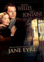 Jane Eyre DVD cover art