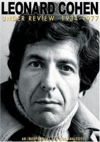 DVD cover art for Leonard Cohen: Under Review