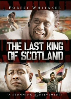 DVD cover art for The Last King of Scotland