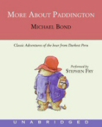 More About Paddington audiobook cover art