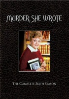 Murder She Wrote: The Complete Sixth Season DVD cover art