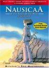 DVD cover art for Nausicaa