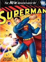 New Adventures of Superman DVD cover art