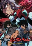 New Getter Robo, Vol. 1: Rude Awakenings DVD cover art