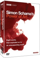 Simon Schama's Power of Art DVD cover art
