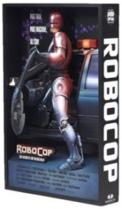 Robocop 3D Movie Poster by McFarlane Toys