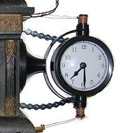 Steampunk clock by Amahl_Shukup