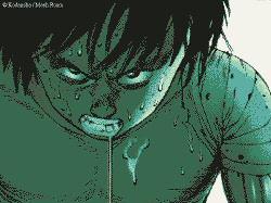 Tetsuo from Akira