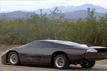 The car from The Wraith