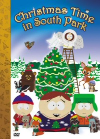 Christmas Time in South Park, DVD cover art