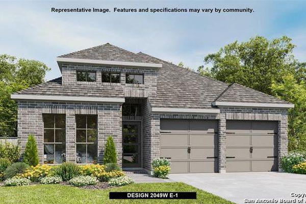 veramendi new braunfels tx homes for