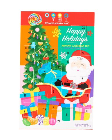 2018 Holiday Advent Calendar