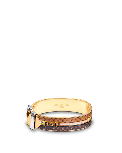 Clickable - MONOGRAM CONFIDENTIAL BRACELET $730.00