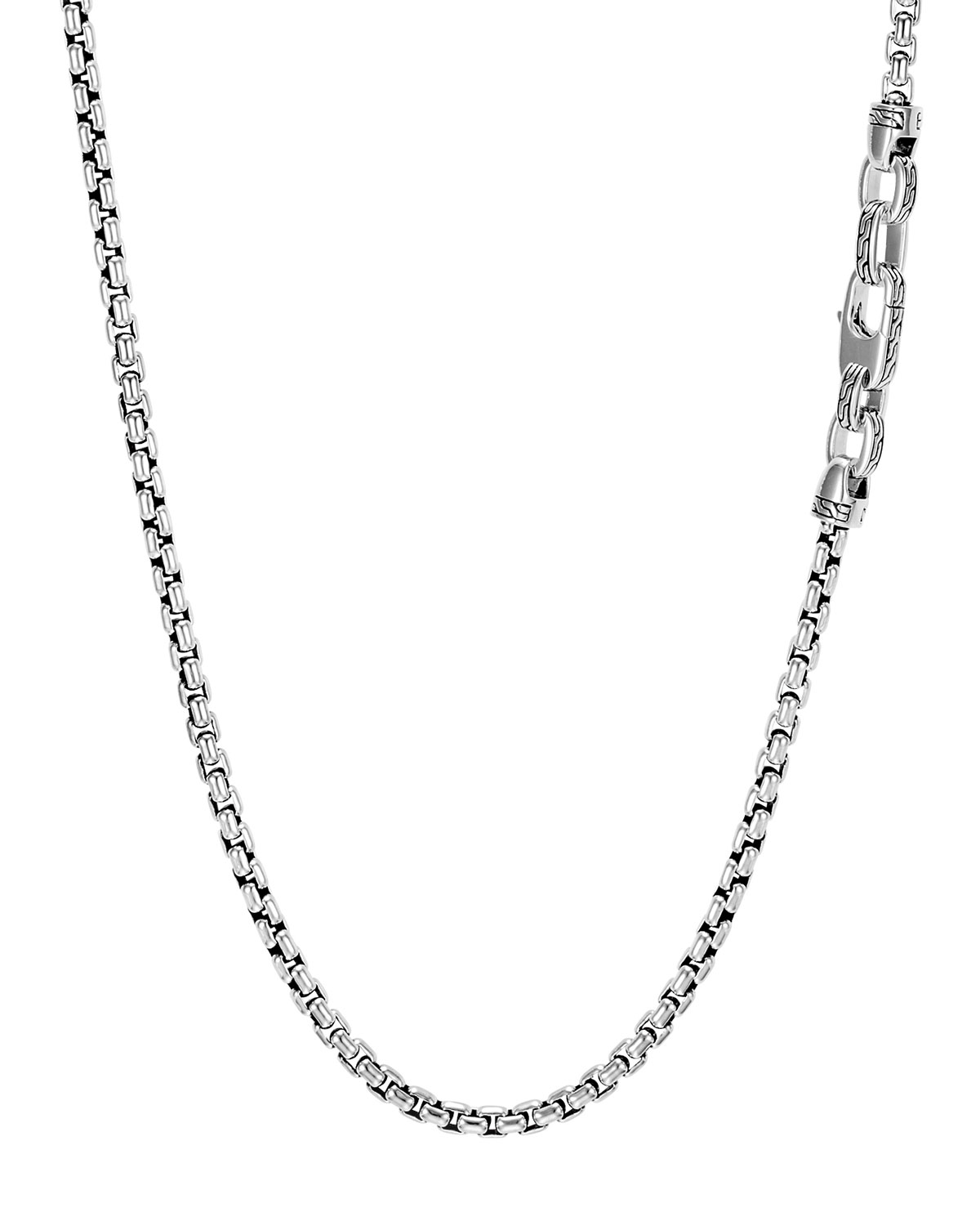 John Hardy Men S Classic Chain Necklace 4mm