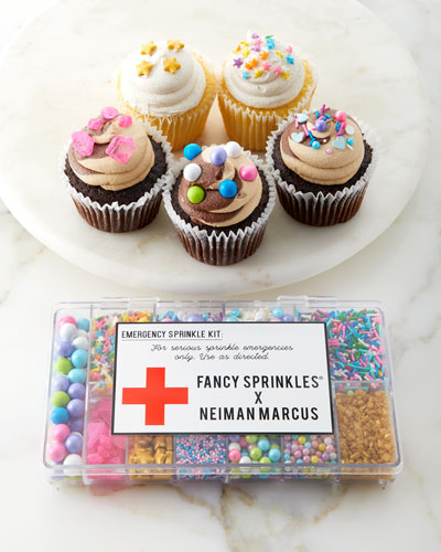Fancy Sprinkles Emergency Sprinkles Box