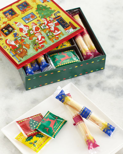Yoku Moku Holiday Petit Cinq Delices Cookies