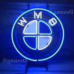 New Bmw Car Auto Neon Sign 17 X17 With Hd Vivid Printing Technology Neon Collectibles