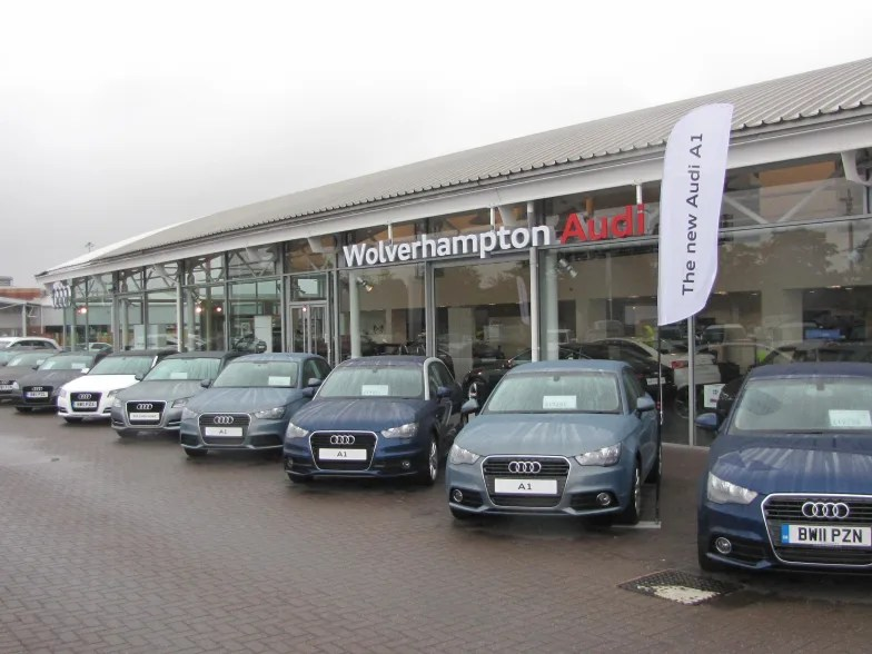 You can search through the jeep website, a partner website, online sources or a printed phone directory. Approved Audi Dealership In Wolverhampton Official Dealers