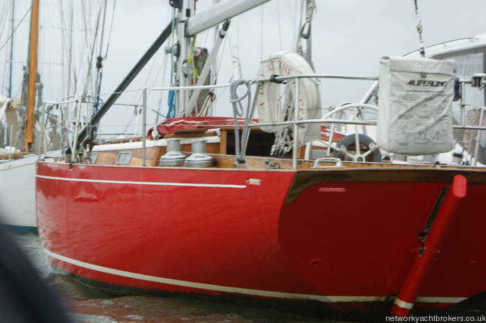 Nicholson 35 1966 Sail Boat For Sale In Beaulieu 72999