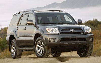 2007 Toyota 4Runner Review
