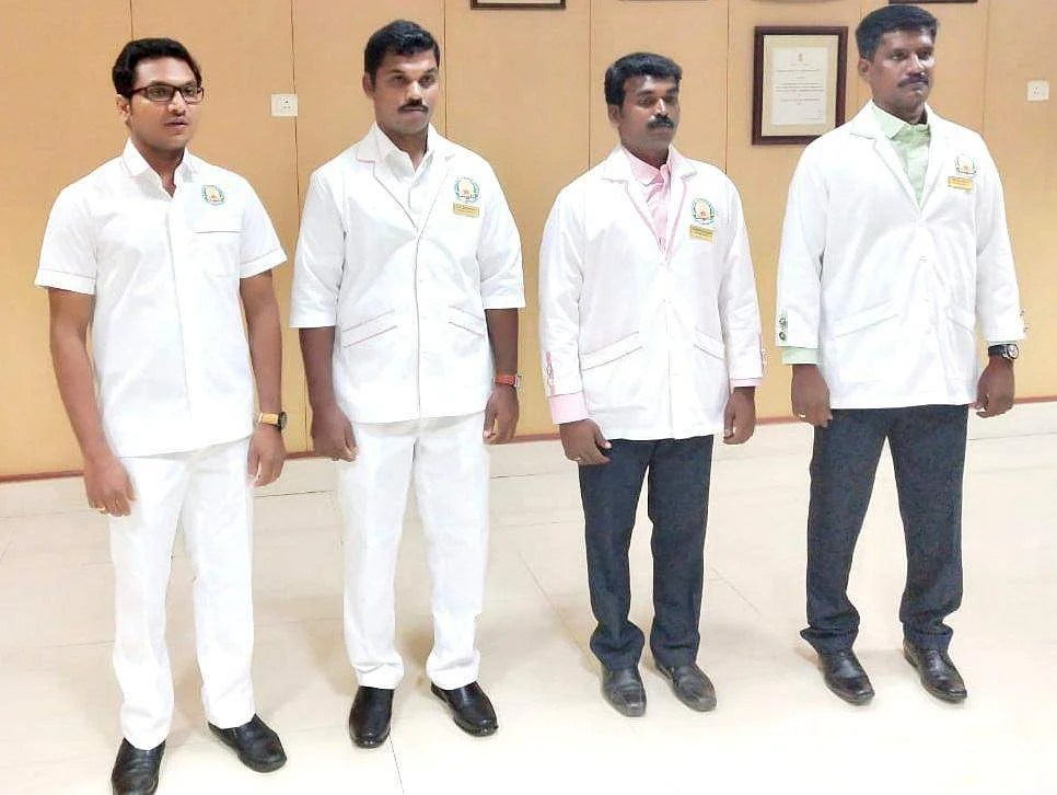 Tamil Nadu announces new uniforms for government hospital nurses; bids  adieu to British-era uniform- The New Indian Express