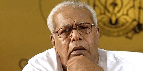 Thilakan suspended from Malayalam film forum- The New Indian Express