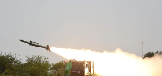 Supersonic Akash missile test fired against electronic target