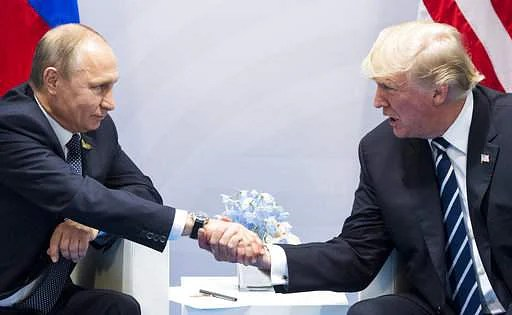 Trump, Putin hold first meeting at protest-marred G20 ...