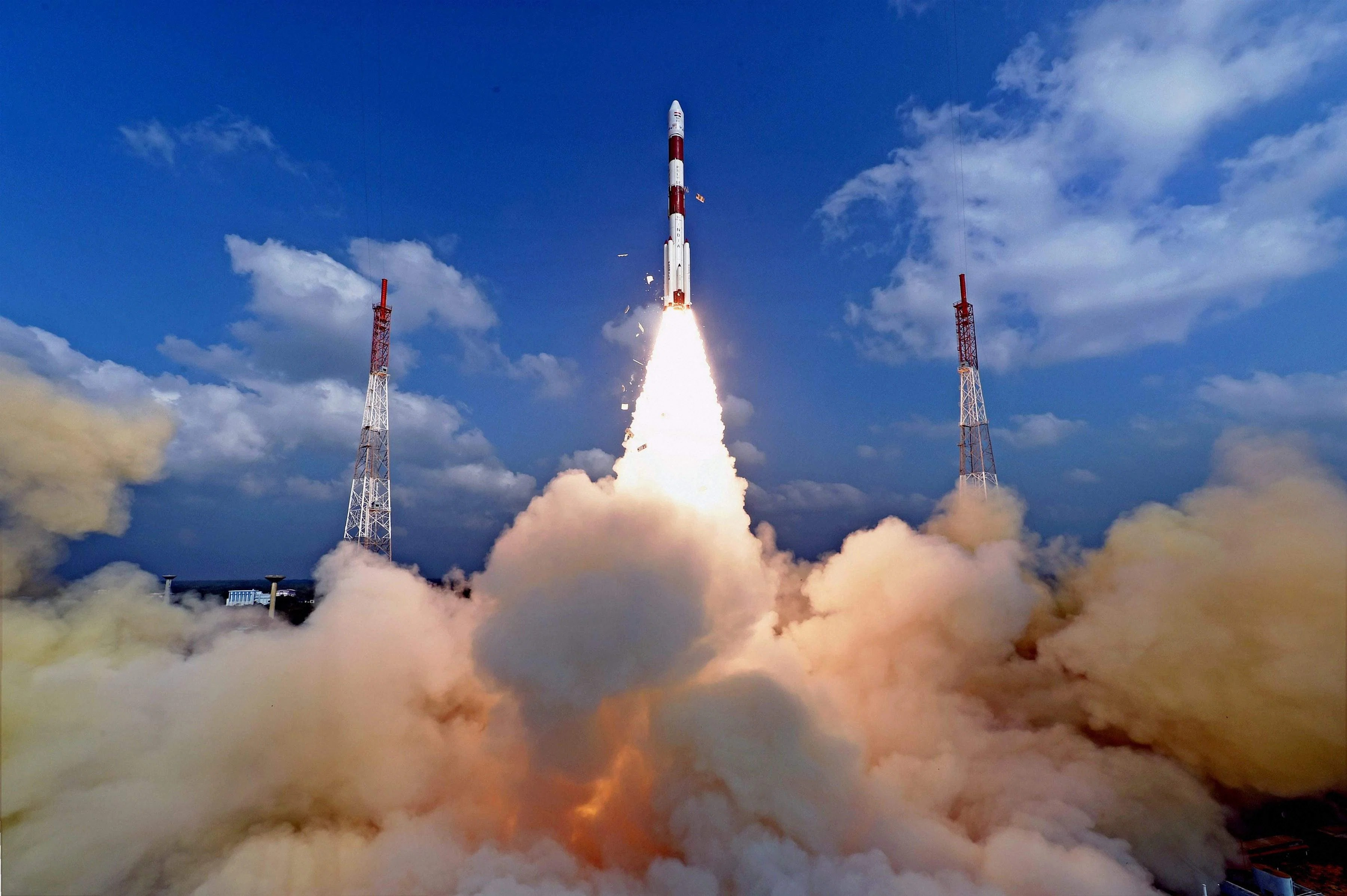 Image result for ISRO successfully launches 'replacement' navigation satellite