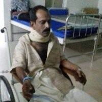 Kerala Kaumudi journalist hospitalized after  police assault in Thiruvananthapuram #WTFnews