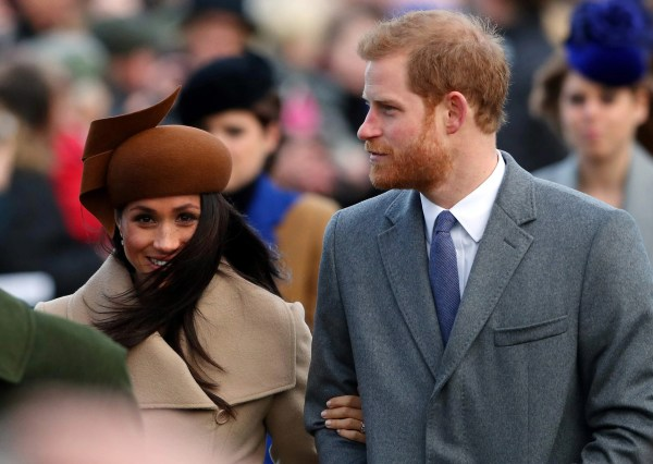 Prince Harry's wedding to Meghan Markle 'set to boost UK ...