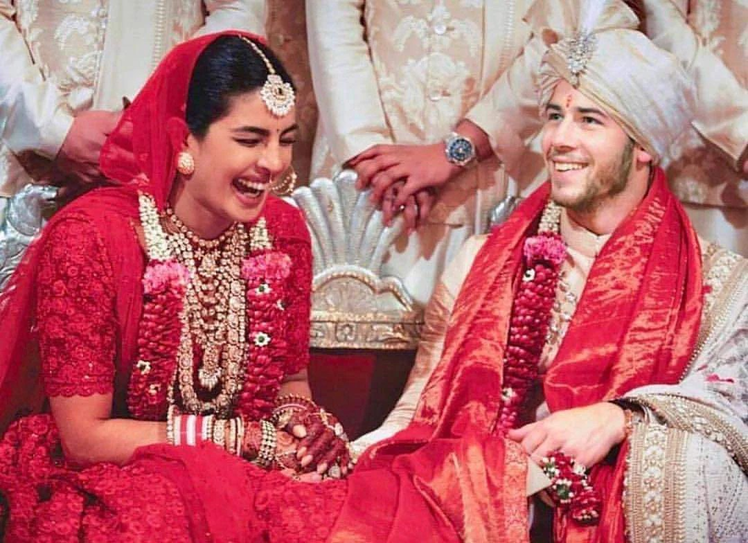 Priyanka Chopra And Nick Jonas Had A Fun Filled Hindu Wedding Check Out The Photos The New Indian Express