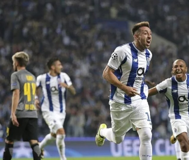 Fc Porto Deny Accusation Of Match Fixing In Game Against Estoril