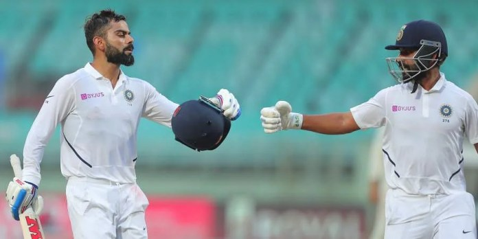 Virat Kohli, Ajinkya Rahane made Temba Bavuma's wish come true after three years- The New Indian Express