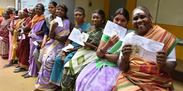 Tamil Nadu local body elections HIGHLIGHTS   First phase polling for 27  districts ends- The New Indian Express