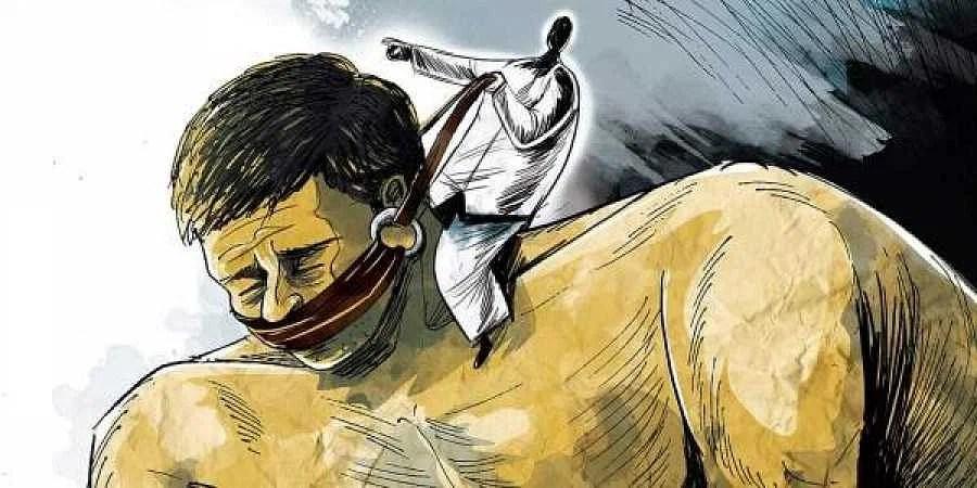 Caste violence, dalit