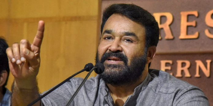 Image result for mohanlal writing