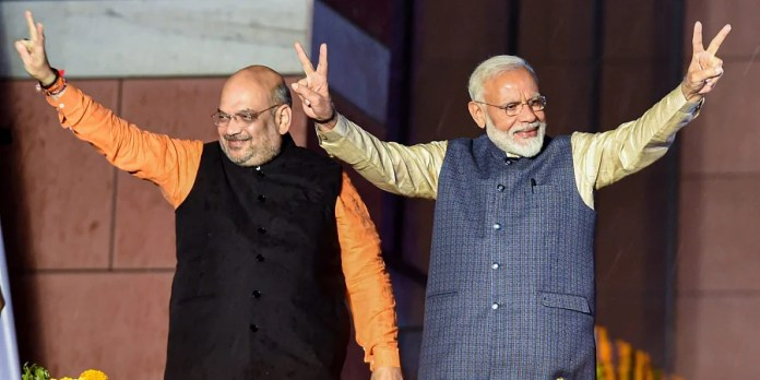 PM Modi transformed Kashi in five years, says Amit Shah- The New Indian  Express